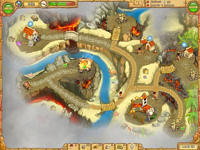 Island Tribe 2 - PC game free download Screenshot 2