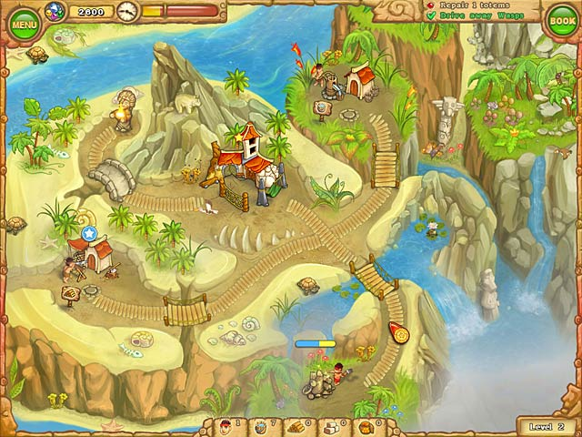 Island Tribe 2 - PC game free download Screenshot 3