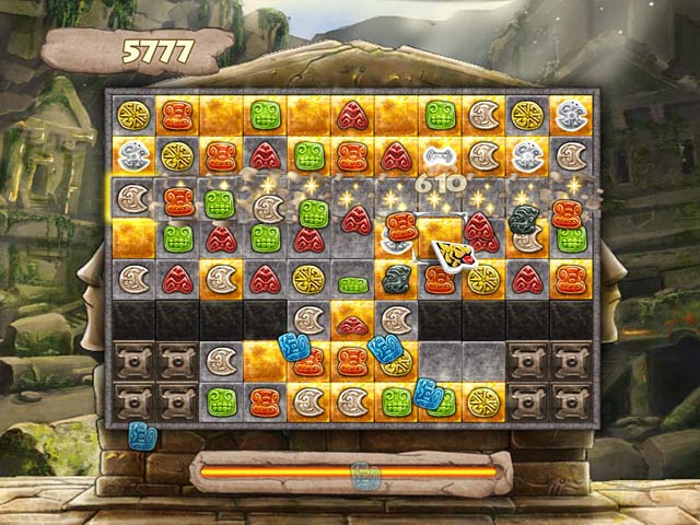 Jewel Keepers - Mac game free download Screenshot 1
