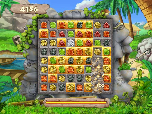 Jewel Keepers - Mac game free download Screenshot 3