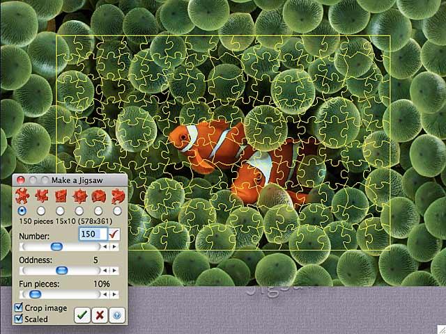 Jigsaws Galore - Mac game free download Screenshot 3