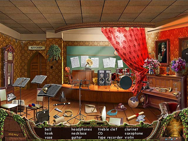 Lara Gates: The Lost Talisman - PC game free download Screenshot 3