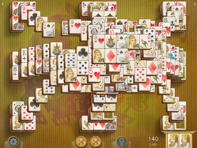 Mahjong Towers Touch Screenshot 2