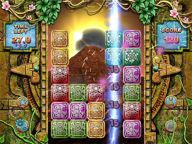 Mayan Puzzle - Mac game free download Screenshot 2