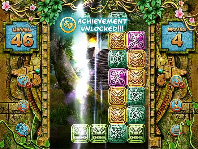 Mayan Puzzle - Mac game free download Screenshot 3