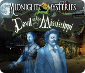 Midnight Mysteries 3: Devil on the Mississippi  - free download PC/Mac game