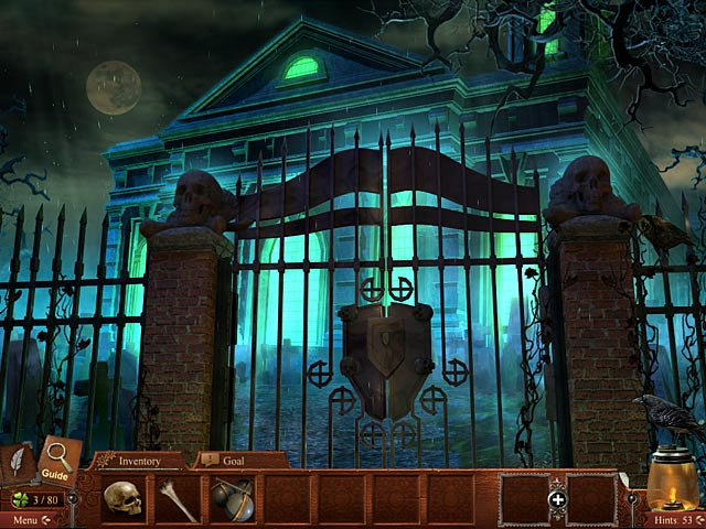 Midnight Mysteries 3: Devil on the Mississippi  - free download PC/Mac game Screenshot 1