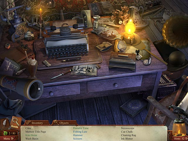 Midnight Mysteries 3: Devil on the Mississippi  - free download PC/Mac game Screenshot 2