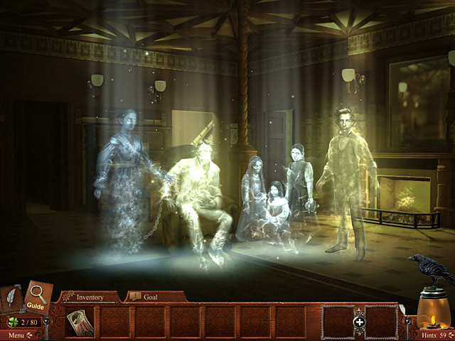 Midnight Mysteries 3: Devil on the Mississippi  - free download PC/Mac game Screenshot 3