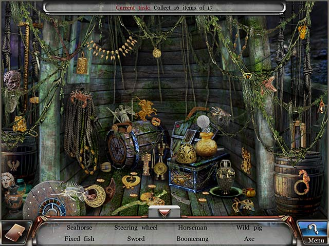 Millennium Secrets: Roxanne's Necklace - Download PC/Mac Game screenshot 1