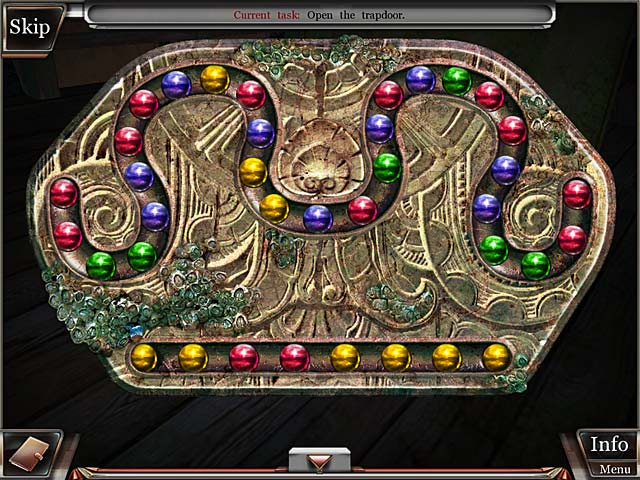Millennium Secrets: Roxanne's Necklace - Download Game Image 2