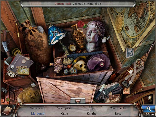 Millennium Secrets: Roxanne's Necklace - Download Game Image 3