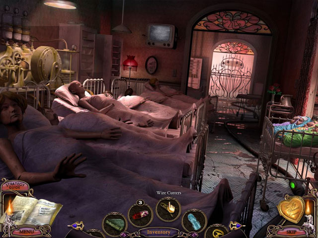 Mystery Case Files®: Escape from Ravenhearst™ Collector's Edition Screen 2