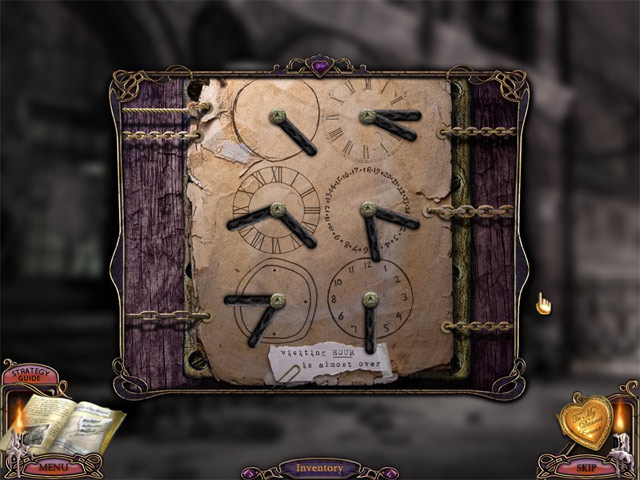 Mystery Case Files®: Escape from Ravenhearst™ Collector's Edition Screen 3