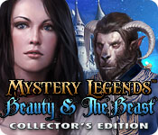 Mystery Legends: Beauty and the Beast Collector's