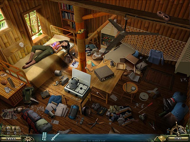 Mystery of the Missing Brigantine - PC game free download Screenshot 1