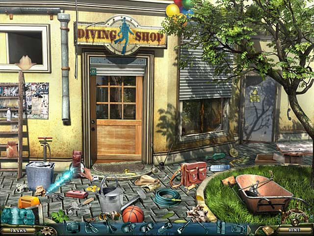Mystery of the Missing Brigantine - PC game free download Screenshot 3