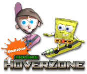 Nicktoons: Hoverzone feature
