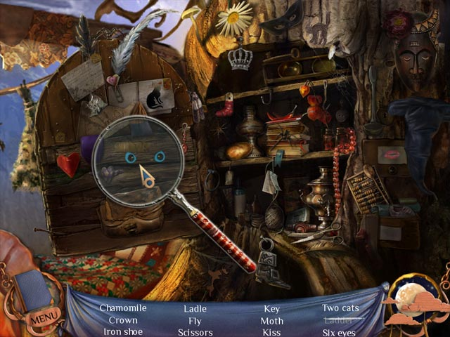 Nightmare Realm Collector's Edition - PC game free download Screenshot 1
