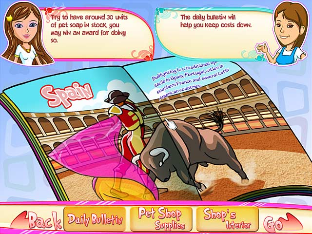 Pet Rush: Arround the World Screenshot 2