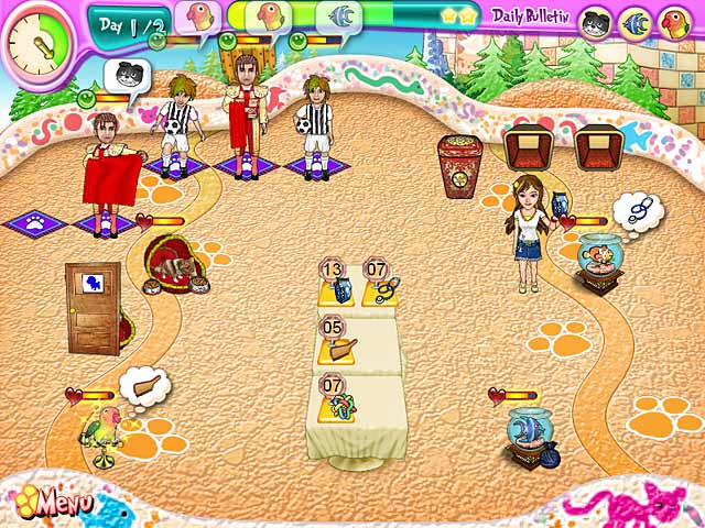 Pet Rush: Arround the World Screenshot 3