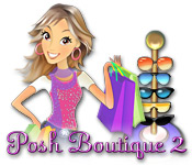 Posh Boutique 2 - Mac Game