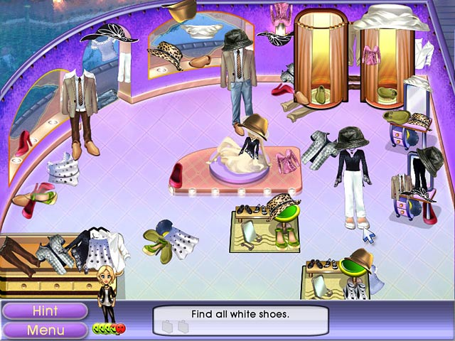 Posh Boutique 2 | Download Mac Game Screenshot 2