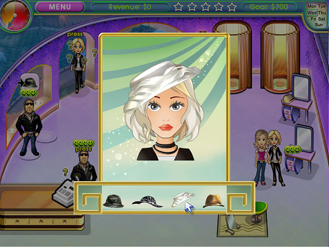 Posh Boutique 2 - Mac Game Final version screenshot 3