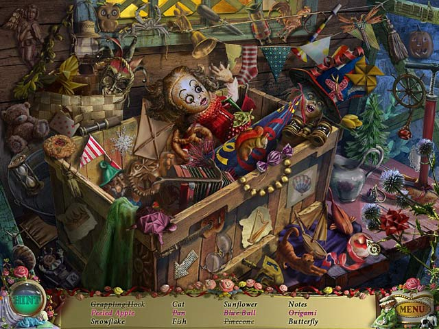 PuppetShow: Lost Town - Mac game free download Screenshot 1