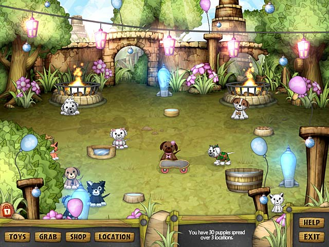 Puppy Sanctuary - PC game free download Screenshot 2
