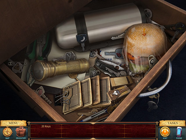 Rhianna Ford & The Da Vinci Letter - Mac Game [FINAL] Screenshot 2