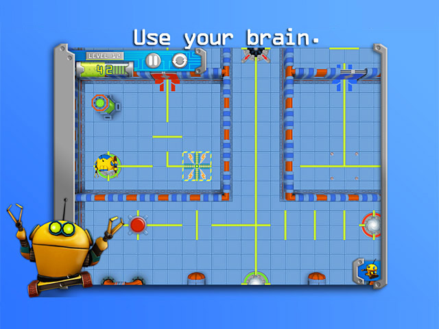 RoboRoll - Mac Game Complete version screenshot 2
