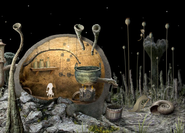 Samorost 2 Game