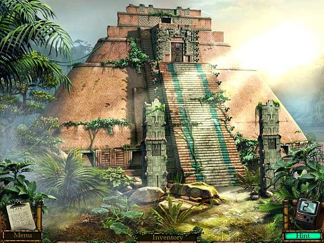Sandra Fleming Chronicles: The Crystal Skull - PC game free download Screenshot 1