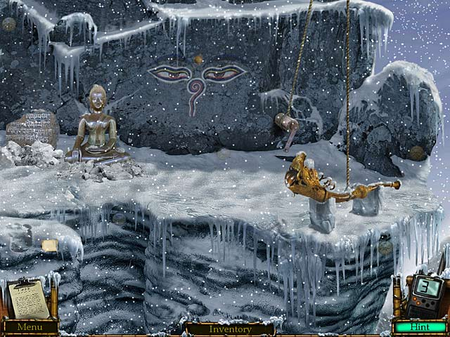 Sandra Fleming Chronicles: The Crystal Skull - PC game free download Screenshot 2