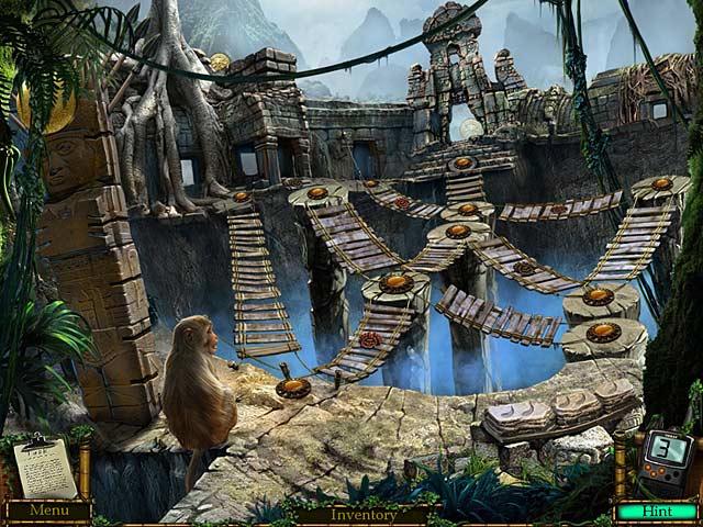 Sandra Fleming Chronicles: The Crystal Skull - PC game free download Screenshot 3