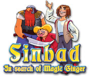 Sinbad: In search of Magic Ginger