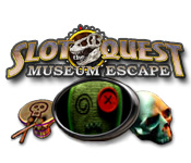 Slot Quest: The Museum Escape feature