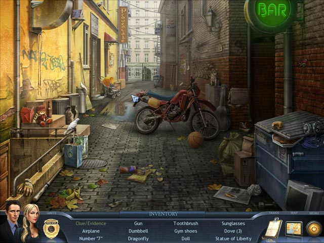 Special Enquiry Detail: The Hand That Feeds - Mac game free download Screenshot 1