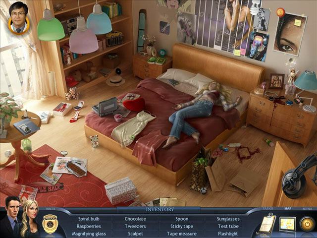 Special Enquiry Detail: The Hand That Feeds - Mac game free download Screenshot 2
