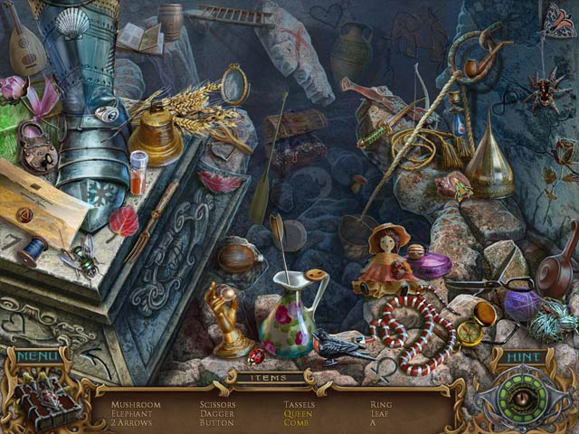 Spirits of Mystery: Amber Maiden Collector's Edition - Mac game free download Screenshot 1