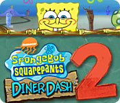 Spongebob Diner Dash 2 - Mac game free download