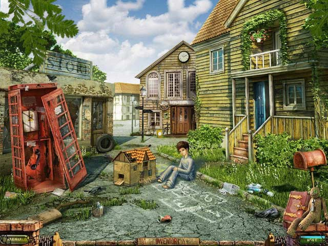 Stray Souls: Dollhouse Story - Mac game free download Screenshot 1