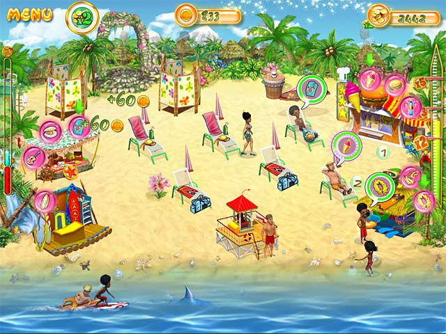 Summer Rush - PC game free download Screenshot 1