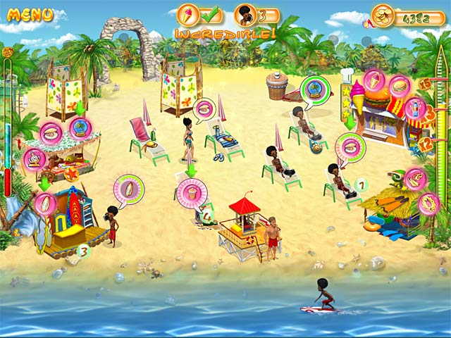 Summer Rush - PC game free download Screenshot 3