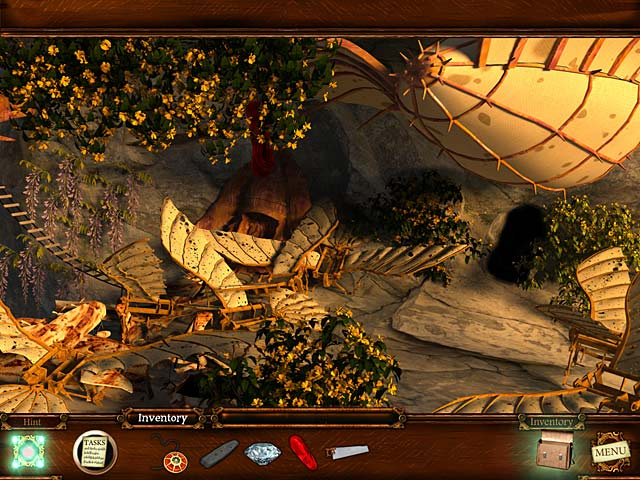 Tales From The Dragon Mountain: The Strix - free download PC/Mac game Screenshot 1