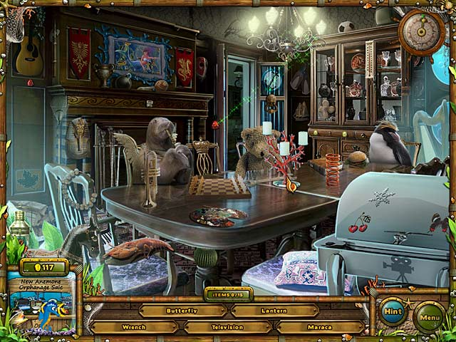 Tales of Lagoona: Orphans of the Ocean - PC game free download Screenshot 1