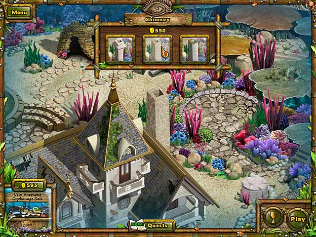 Tales of Lagoona: Orphans of the Ocean - PC game free download Screenshot 2