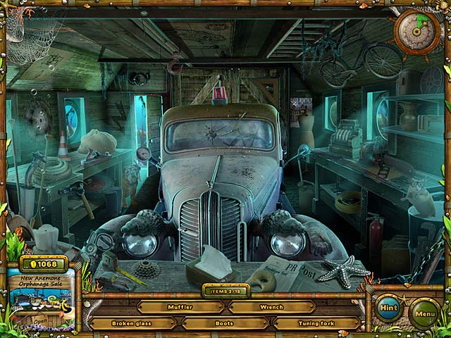 Tales of Lagoona: Orphans of the Ocean - PC game free download Screenshot 3