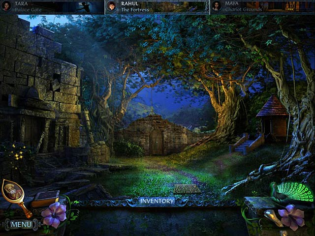 The Dark Hills of Cherai: The Regal Scepter screenshot 1